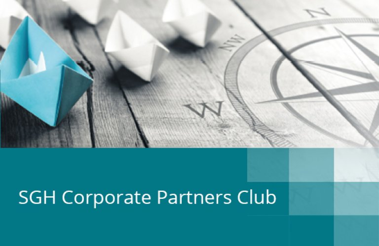 SGH Corporate Partners Club